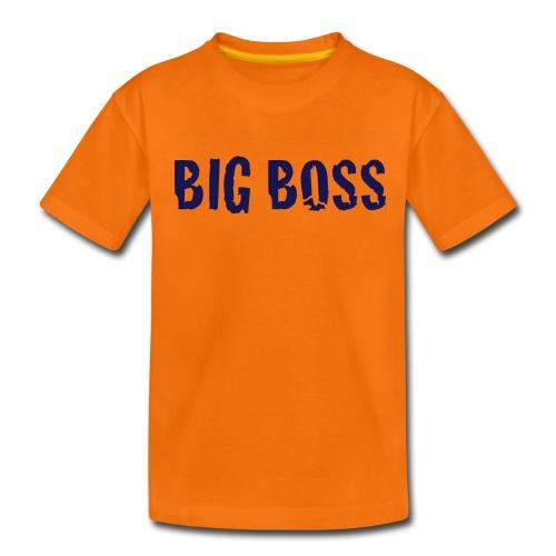 Big Boss - Teenager Premium T-Shirt