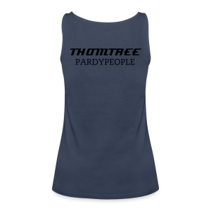 ThomTree Girl Top - Frauen Premium Tank Top