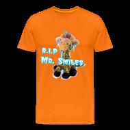 T-Shirts ~ Men's Premium T-Shirt ~ RIP Mr. Smiles - Male