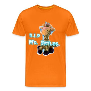 RIP Mr. Smiles - Male - Men's Premium T-Shirt