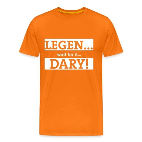Legen-Dary! - Men's Premium T-Shirt