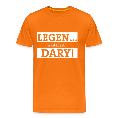 Legen-Dary! - Men's Premium T-Shirt