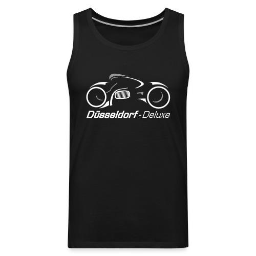 D-D Männer Muskelshirt - Männer Premium Tank Top