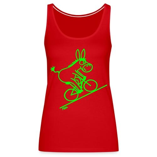 t shirt femme (ANE) - Débardeur Premium Femme