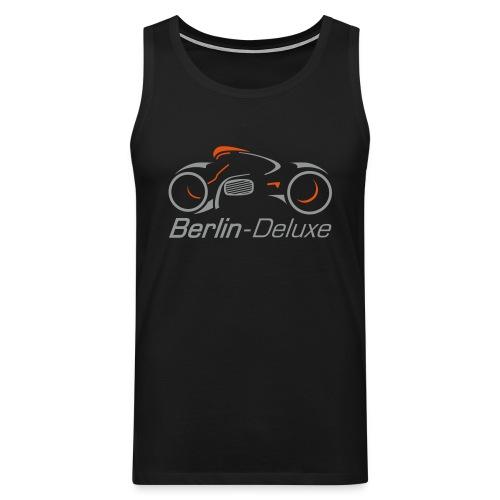 B-D Männer Muskelshirt - Männer Premium Tank Top