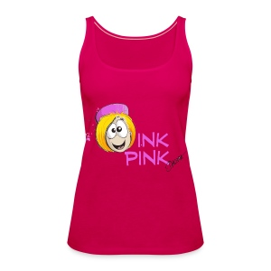 Ink Pink! - Frauen Premium Tank Top