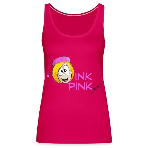 Ink Pink! - Frauen Premium Tank Top
