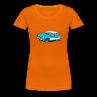 Tee shirts ~ T-shirt Premium Femme ~ AMI 6
