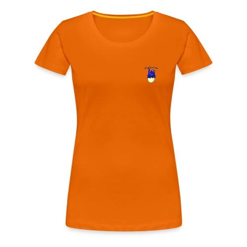Petit Zibi le Dino for the girls - T-shirt Premium Femme