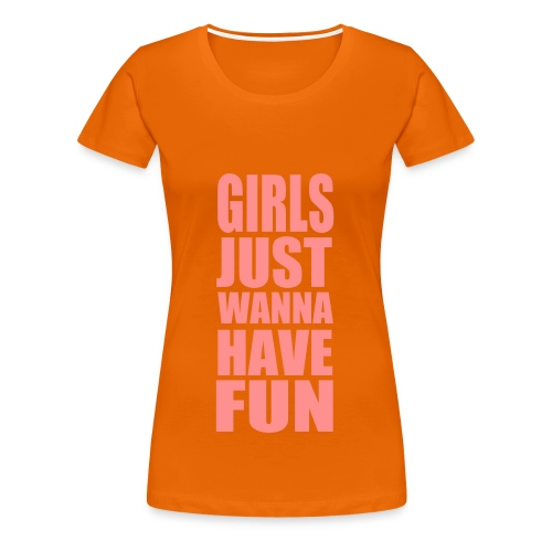 Camiseta Naranja       OFERTA    SOLO HASTA EL 29 DE AGOSTO             COLECCION DE VERANO NUEVA - Camiseta premium mujer