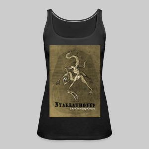 FTT: Nyarlathotep - The Crawling Chaos - Women's Premium Tank Top