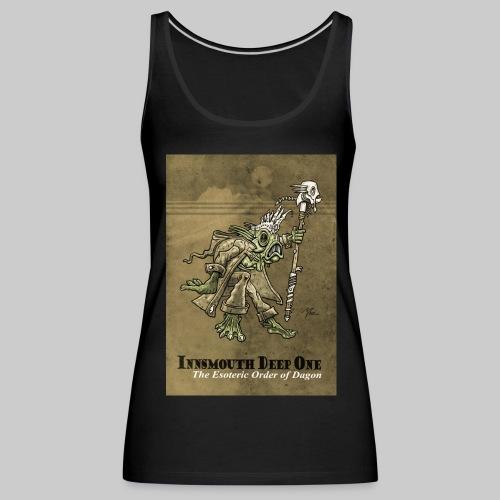 FTG: Deep One  - The Esoteric Order of Dagon - Women's Premium Tank Top