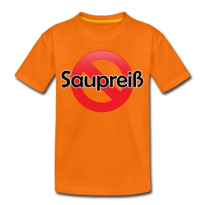 Saupreiß - Teenager Premium T-Shirt