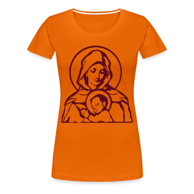 Mary and Jesus T-Shirts