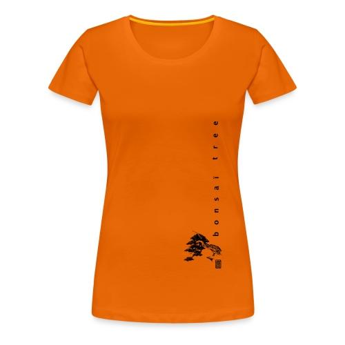 T-Shirt Femme Kakemono Black - T-shirt Premium Femme