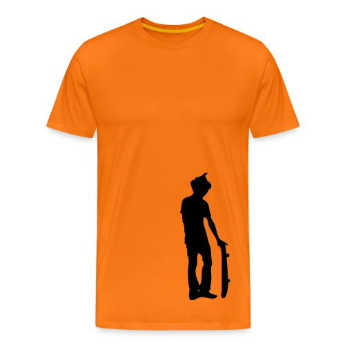 T-shirt Cupcake Skater Homme - T-shirt Premium Homme