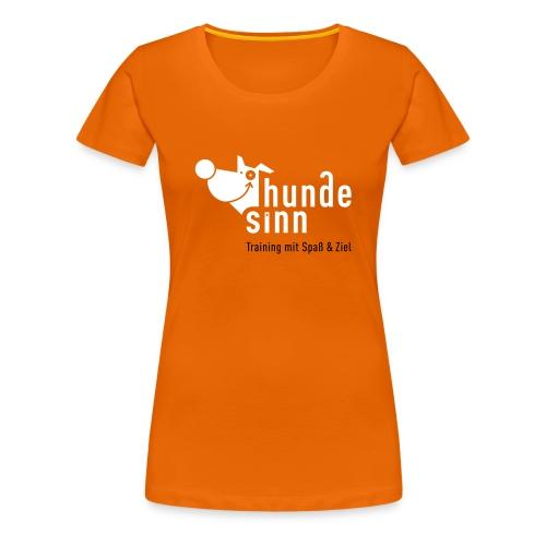 T-Shirt für Damen - Frauen Premium T-Shirt
