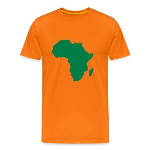 Africa - Premium-T-shirt herr
