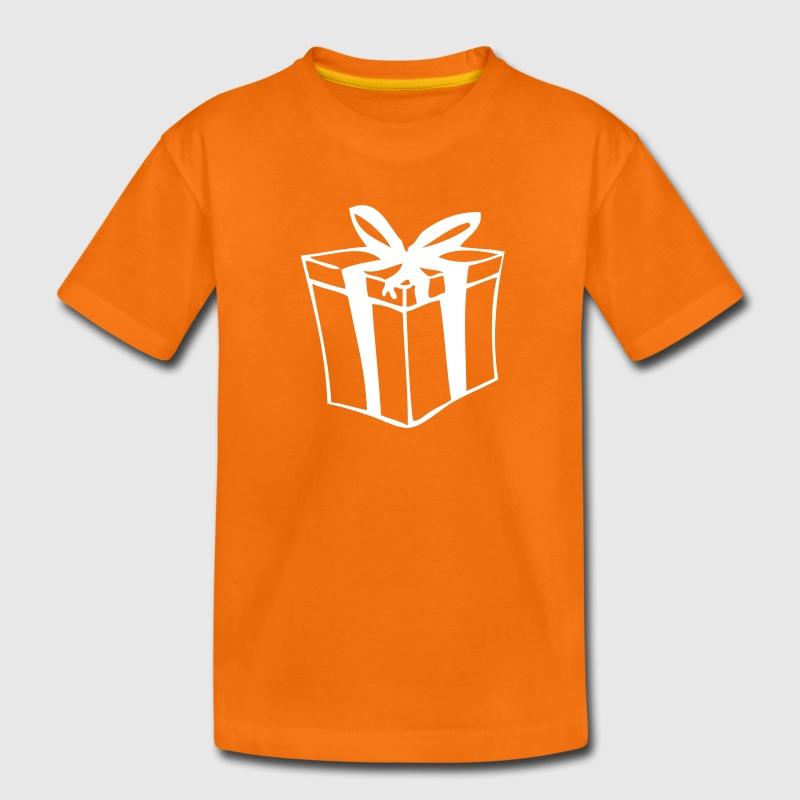 tee shirt paquet cadeau pour noel spreadshirt. Black Bedroom Furniture Sets. Home Design Ideas