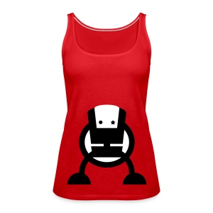 Womens Tank Top Robot - Women's Premium Tank Top