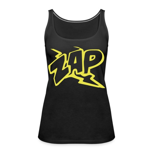 Zap vest - Women's Premium Tank Top
