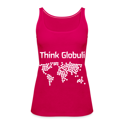 Think Globuli - Frauen Premium Tank Top