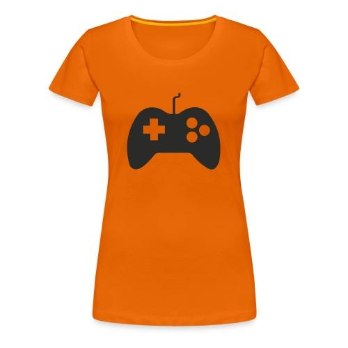 Gamepad - Women's Premium T-Shirt