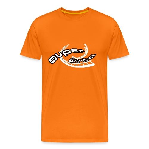 SuWi-Shirt OnlyLogo (Männer) - Männer Premium T-Shirt