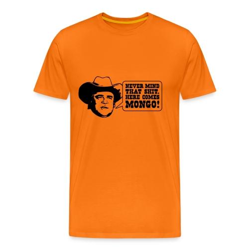 Mongo - Men's Premium T-Shirt