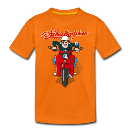 Kinder Comic-Shirt - Teenager Premium T-Shirt