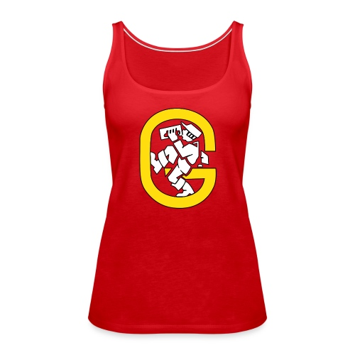Guntrum Damen Tank Top - Frauen Premium Tank Top