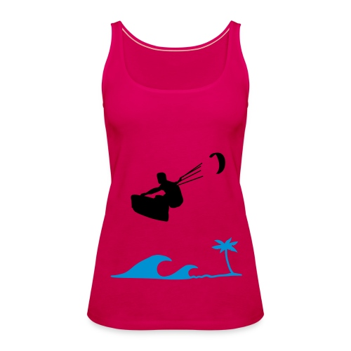 Freestyle chic - Frauen Premium Tank Top