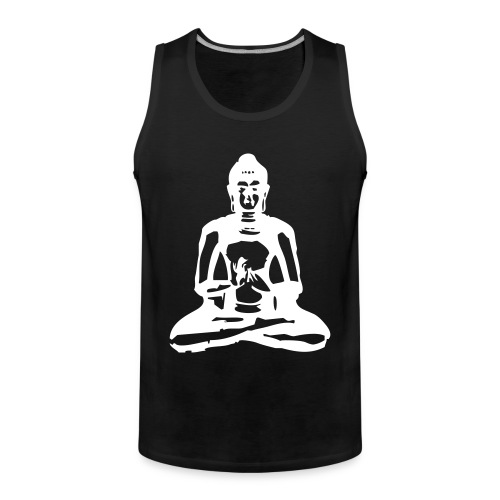 Buddha 1 - Débardeur Premium Homme