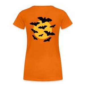 Say what!? - Premium-T-shirt dam