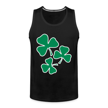 2 colors - Kleeblatt Irland Sankt Patricks Day Shamrock Ireland Saint T-Shirts