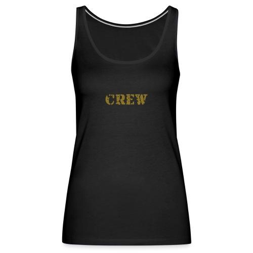 Crew - Vrouwen Premium tank top