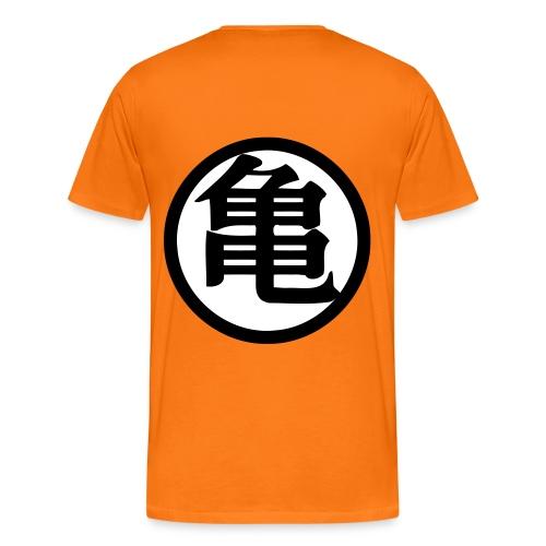 Dragonball shirt uomo - Maglietta Premium da uomo