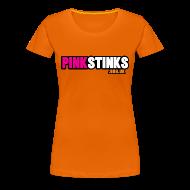 T-Shirts ~ Women's Premium T-Shirt ~ Womens' 'Classic' Orange tee