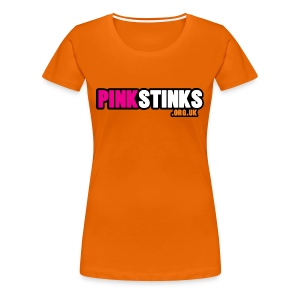 Womens' 'Classic' Orange tee - Women's Premium T-Shirt