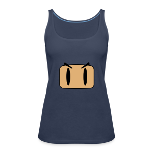 B-Face (free shirt colour selection) - Women's Premium Tank Top