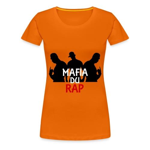 T shirt femme mafia du rap - T-shirt Premium Femme