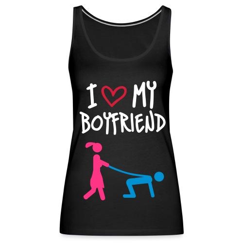 Débardeur Boyfriend - Débardeur Premium Femme