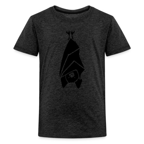 tier shirt fledermaus bat winterschlaf schlafen schlaf winterschläfer vampir winter schläfer halloween drakula - Teenager Premium T-Shirt