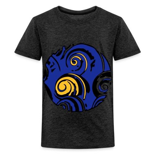 Pop Schnecken - Teenager Premium T-Shirt
