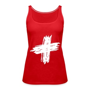 Viva Swiss - Frauen Premium Tank Top
