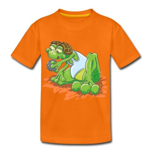 Pétanque - T-shirt Premium Ado