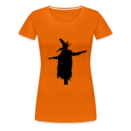«El espantapájaros» - Camiseta premium mujer