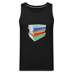 Books Shirt - Débardeur Premium Homme