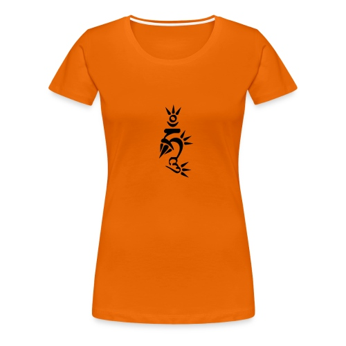 Houm tribal Femme - T-shirt Premium Femme