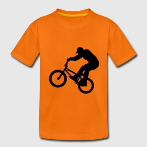 BMX Rider - Teenager Premium T-Shirt